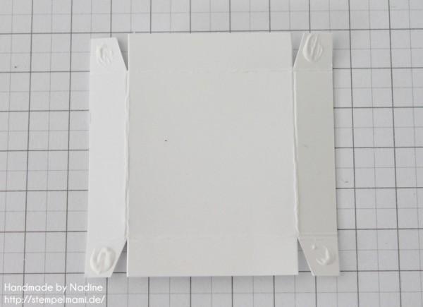 Stampin Up Anleitung Tutorial Origami Box Schachtel Verpackung Star Box 079