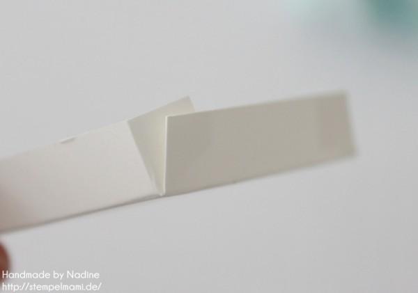 Stampin Up Anleitung Tutorial Origami Box Schachtel Verpackung Star Box 082