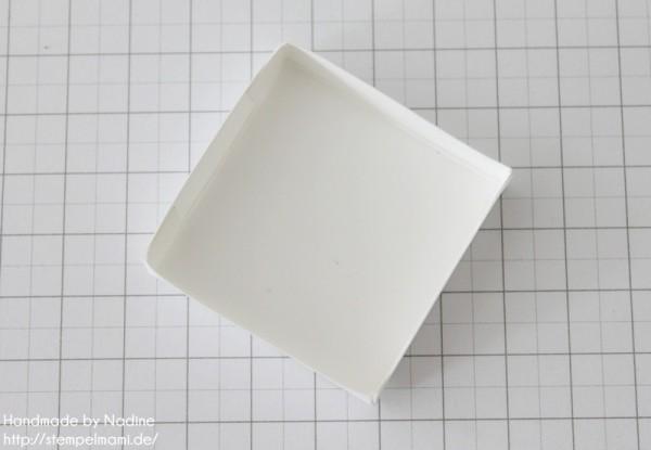 Stampin Up Anleitung Tutorial Origami Box Schachtel Verpackung Star Box 083
