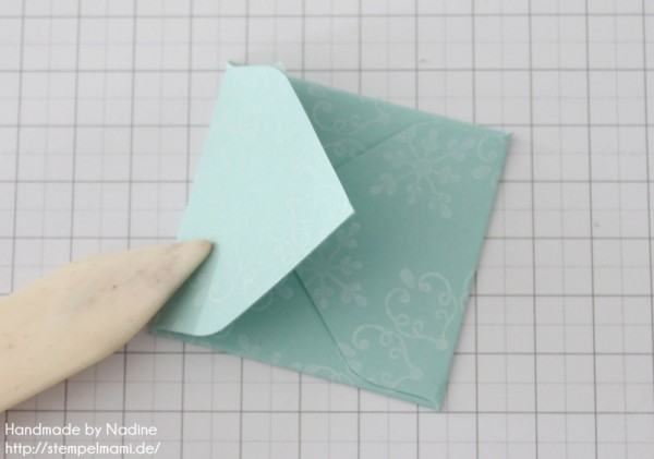 Stampin Up Anleitung Tutorial Origami Box Schachtel Verpackung Star Box 100