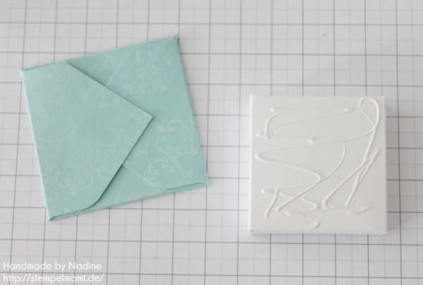 Stampin Up Anleitung Tutorial Origami Box Schachtel Verpackung Star Box 101