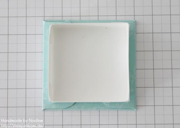 Stampin Up Anleitung Tutorial Origami Box Schachtel Verpackung Star Box 102