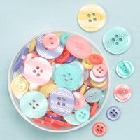 Stampin Up Designer Buttons Pastellfarben Angebote der Woche 130030