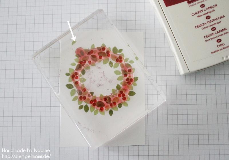 Anleitung Tutorial Stampin Up Sternenbox Star Box Weihnachten 004
