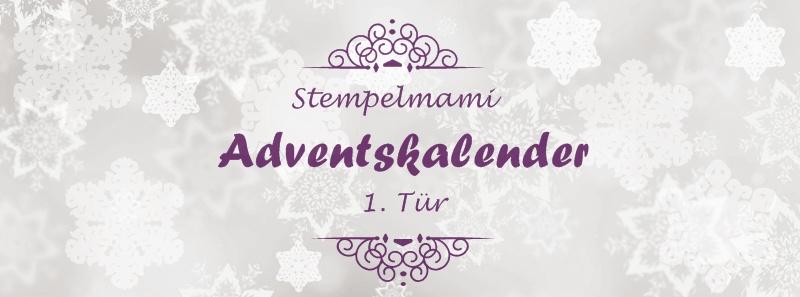 Stampin Up Adventskalender Stempelmami Weihnachten 1
