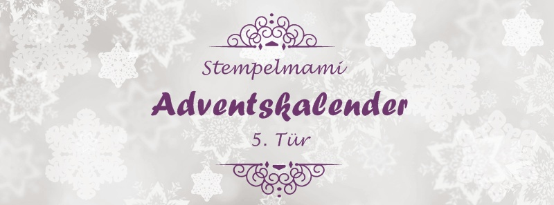 Stampin Up! Adventskalender – 5. Tür