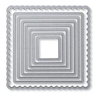 Stampin Up! Angebote der Woche Framelits Quadrat Kollektion 130921