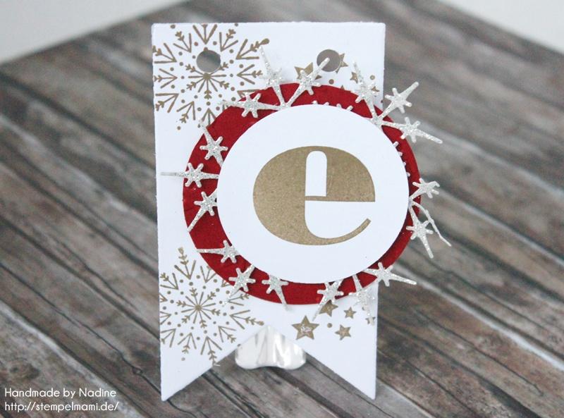 Stampin Up Weihnachtskarte Christmas Card Karte Card Adventskalender www.stempelmami.de 011