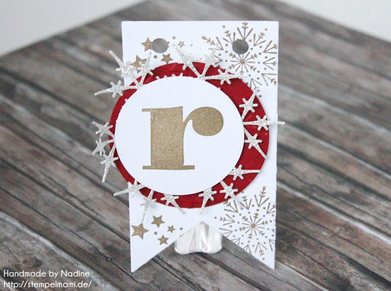 Stampin Up Weihnachtskarte Christmas Card Karte Card Adventskalender www.stempelmami.de 012