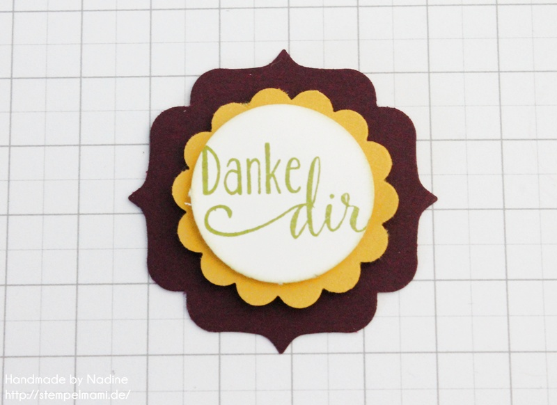 Anleitung Stampin Up Tutorial Gastgeschenk Tuete Goodie Give Away SAB Sale A Bration Stempelset So froh Goodie Bag Gift Idea Designerpapier Zarter Fruehling Stempelmami 072