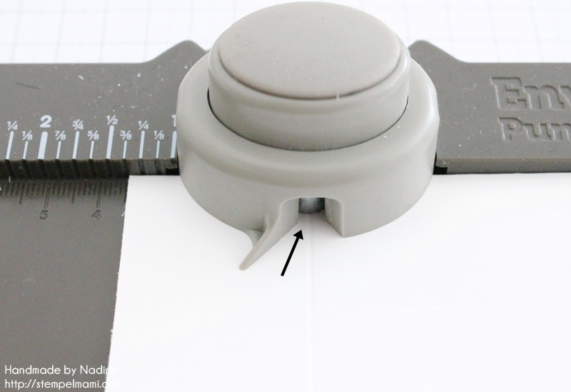 Anleitung Stampin Up Tutorial Knallbonbon Envelope Punch Board 028