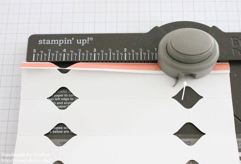 Anleitung Stampin Up Tutorial Knallbonbon Envelope Punch Board 040