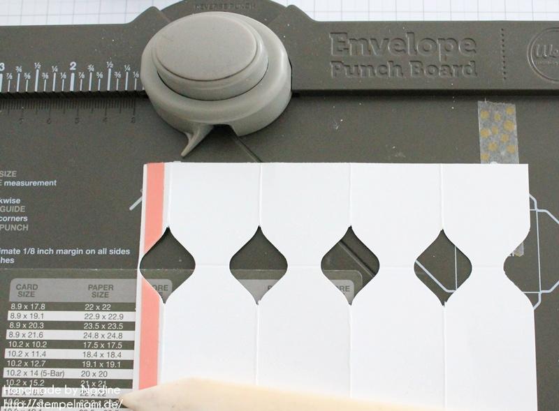 Anleitung Stampin Up Tutorial Knallbonbon Envelope Punch Board 043