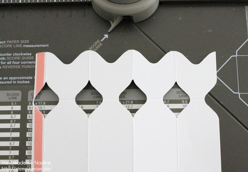 Anleitung Stampin Up Tutorial Knallbonbon Envelope Punch Board 048
