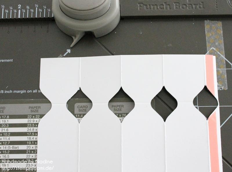 Anleitung Stampin Up Tutorial Knallbonbon Envelope Punch Board 049