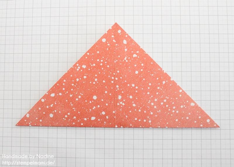 Anleitung Stampin Up Tutorial Gastgeschenk Tuete Goodie Origami 006