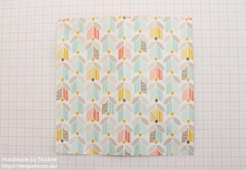 Anleitung Stampin Up Tutorial Gastgeschenk Tuete Goodie Origami 009