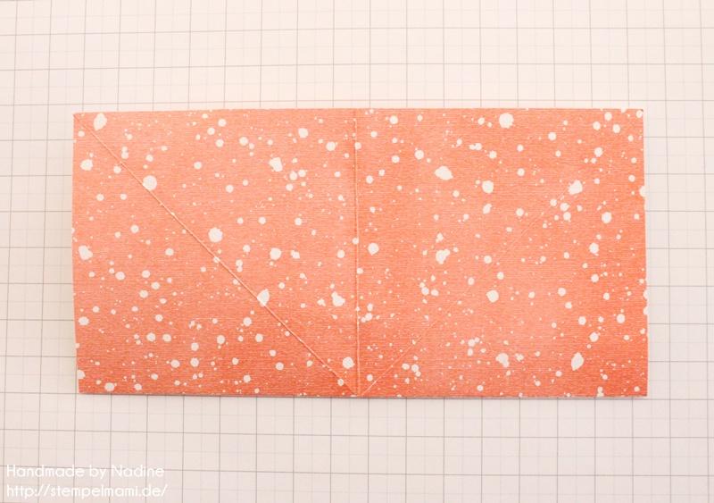 Anleitung Stampin Up Tutorial Gastgeschenk Tuete Goodie Origami 010