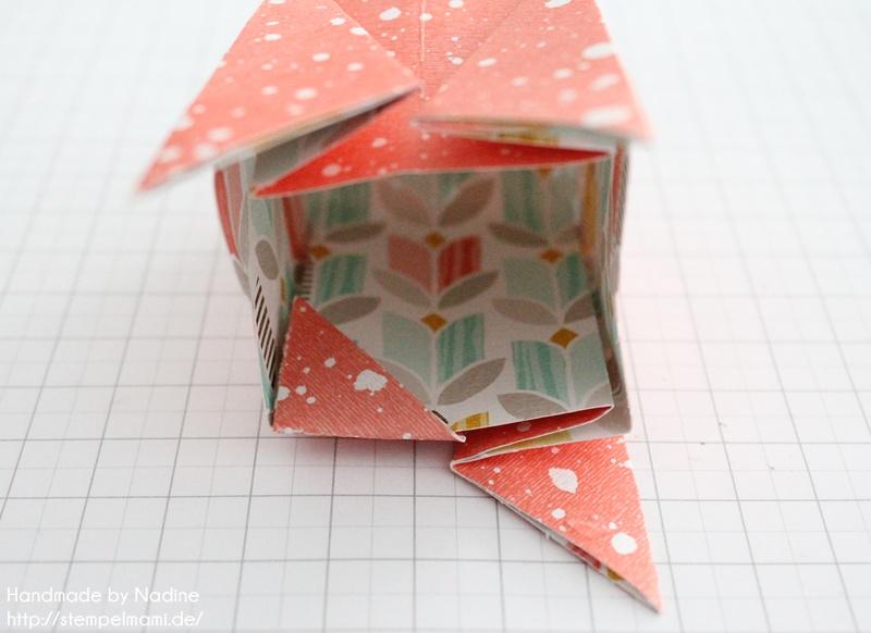 Anleitung Stampin Up Tutorial Gastgeschenk Tuete Goodie Origami 033