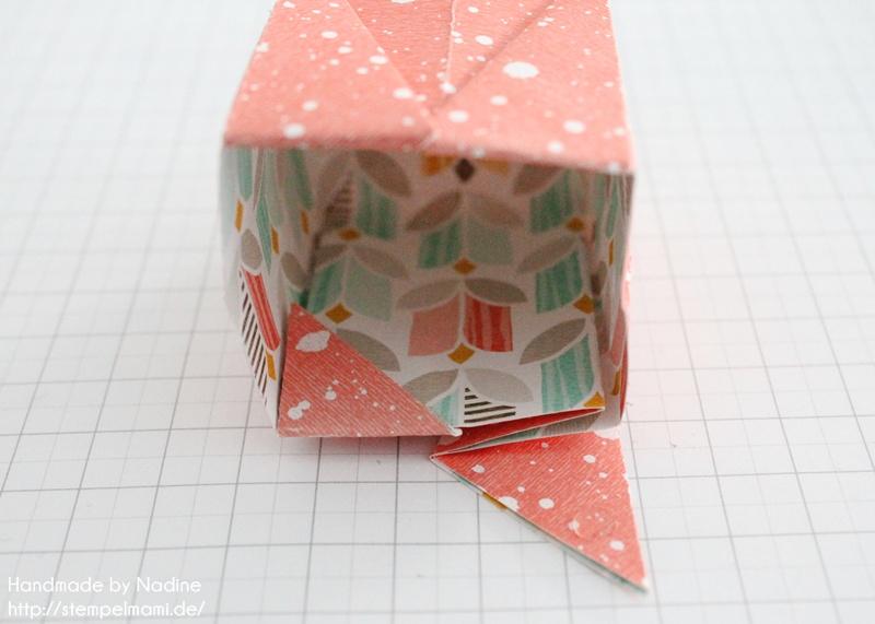 Anleitung Stampin Up Tutorial Gastgeschenk Tuete Goodie Origami 036