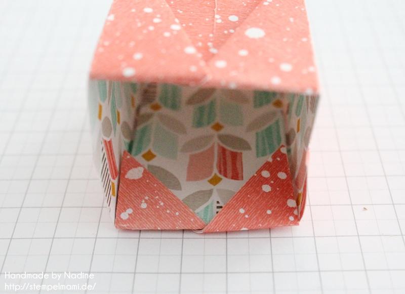 Anleitung Stampin Up Tutorial Gastgeschenk Tuete Goodie Origami 037