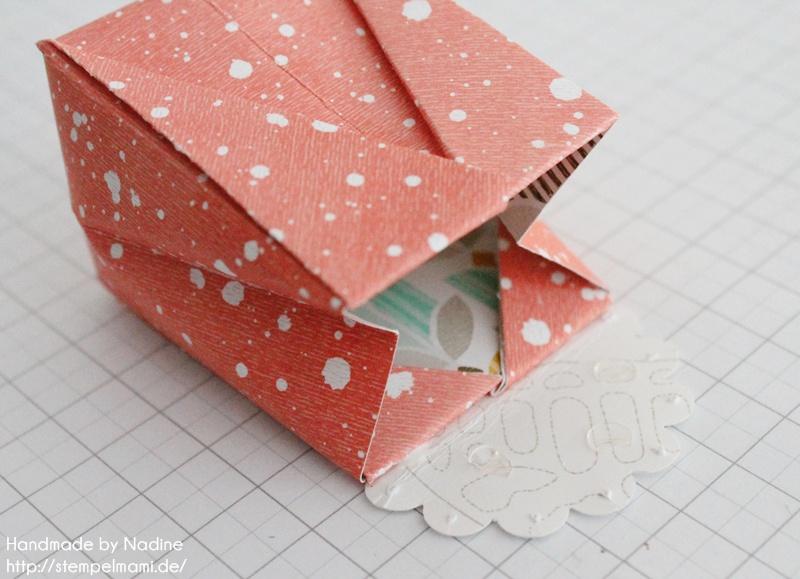 Anleitung Stampin Up Tutorial Gastgeschenk Tuete Goodie Origami 046