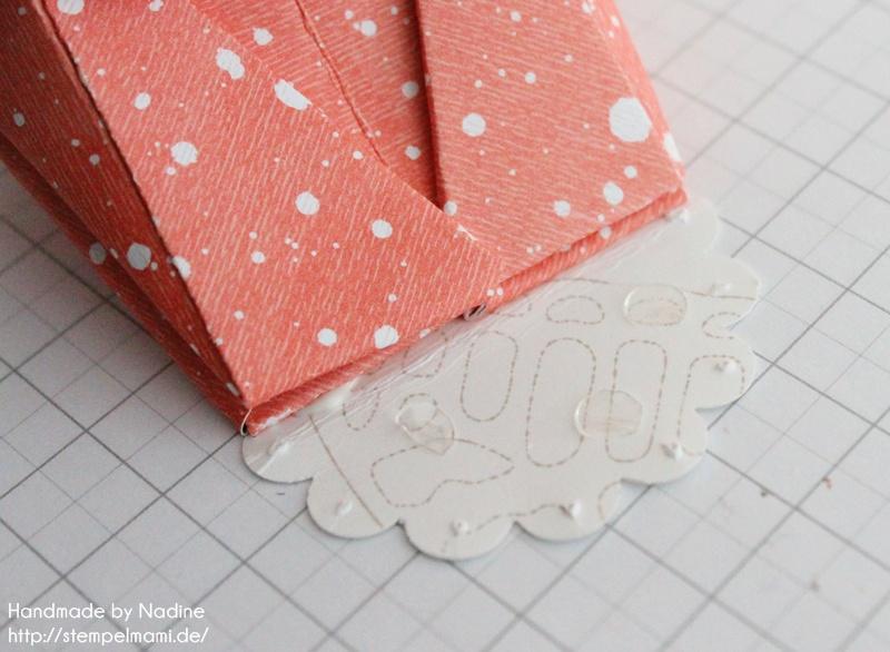 Anleitung Stampin Up Tutorial Gastgeschenk Tuete Goodie Origami 048