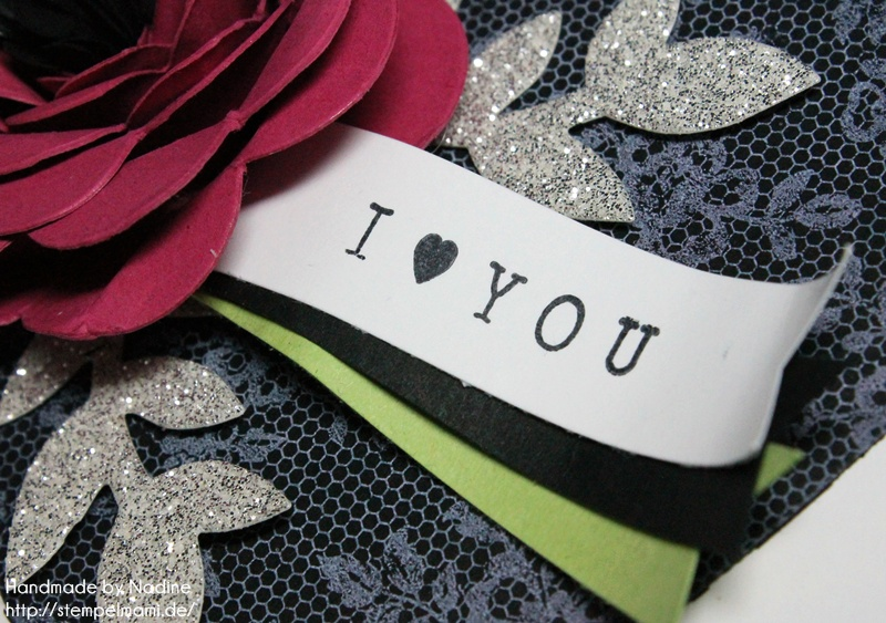 Stampin Up Box Goodie Valentinstag Inspiration Art Blog Hop Liebe Love Hochzeit Drehstempel Bigz Spiralblume Framelits Herz Kollektion Stempel I Love Lace Gastgeschenke Verpackung Schachtel  013