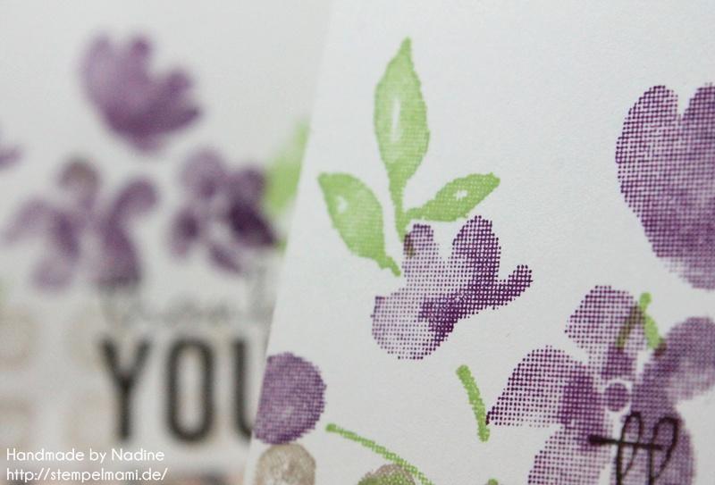 Kleine Dankeskarten