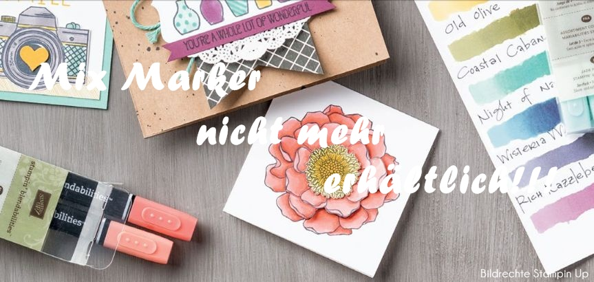 Stampin Up Mix Marker www.stempelmami.de 1