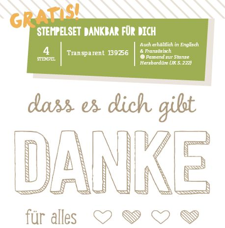 Stampin Up Stempelset Dankbar fuer alles Sale A Bration 2015 SAB www.stempelmami.de