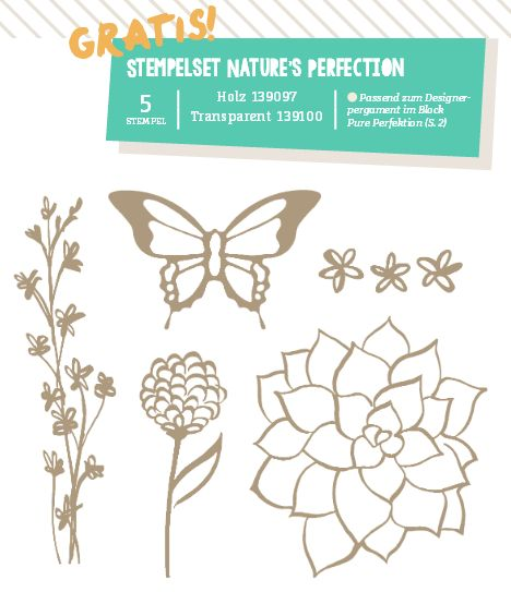 Stampin Up Stempelset Natures Perfection Sale A Bration 2015 SAB www.stempelmami.de