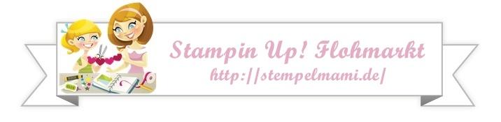Stampin Up Flohmarkt Blog Stempelmami Nadine Koeller
