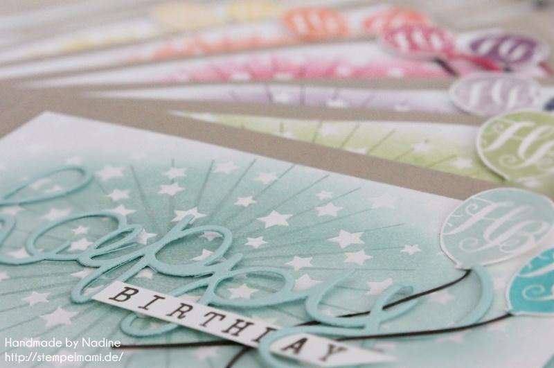Stampin Up Geburtstagskarte Birthday Card Karte Stempelset Age Awareness Drehstempel Alphabet Thinlits Formen Gruesse Stempelmami Nadine Koeller 029