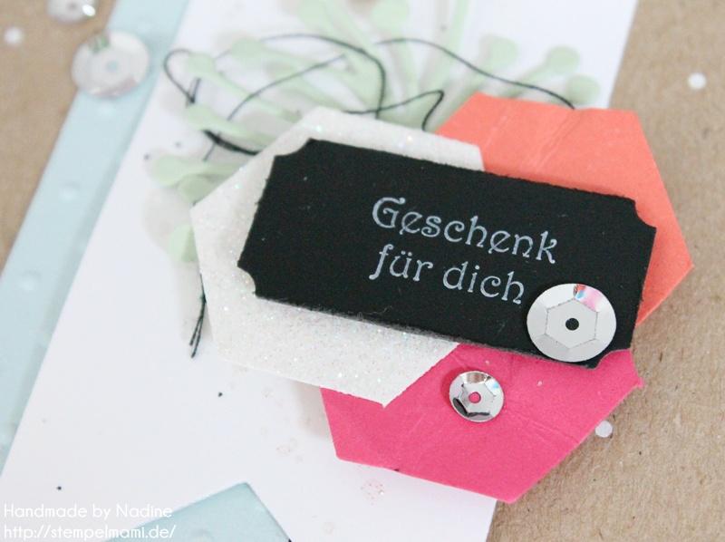 Stampin Up Goodie Gift Bag Tuete Gastgeschenk Verpackung Box Stempelmami Nadine Koeller Stempelset Kleine Wuensche 027