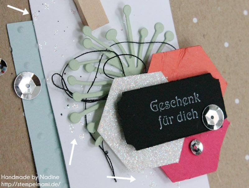 Stampin Up Goodie Gift Bag Tuete Gastgeschenk Verpackung Box Stempelmami Nadine Koeller Stempelset Kleine Wuensche 034