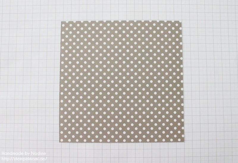 Stampin Up Anleitung Tutorial Box Goodie Give Away Schachtel Stempelmami Origami 041