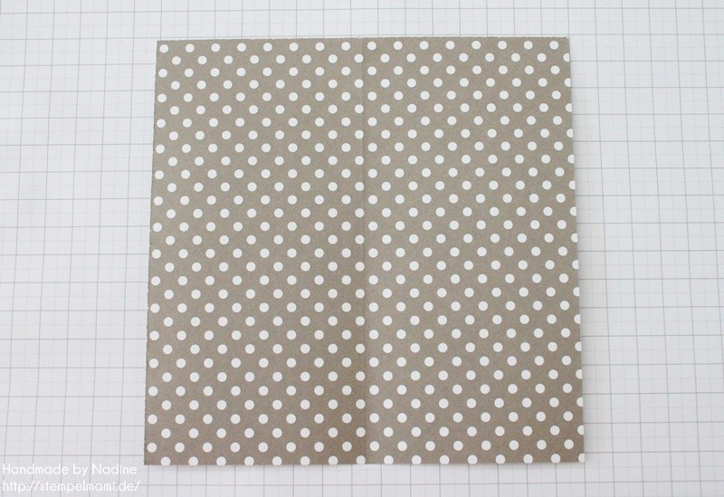 Stampin Up Anleitung Tutorial Box Goodie Give Away Schachtel Stempelmami Origami 043
