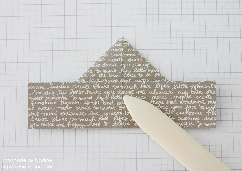 Stampin Up Anleitung Tutorial Box Goodie Give Away Schachtel Stempelmami Origami 051