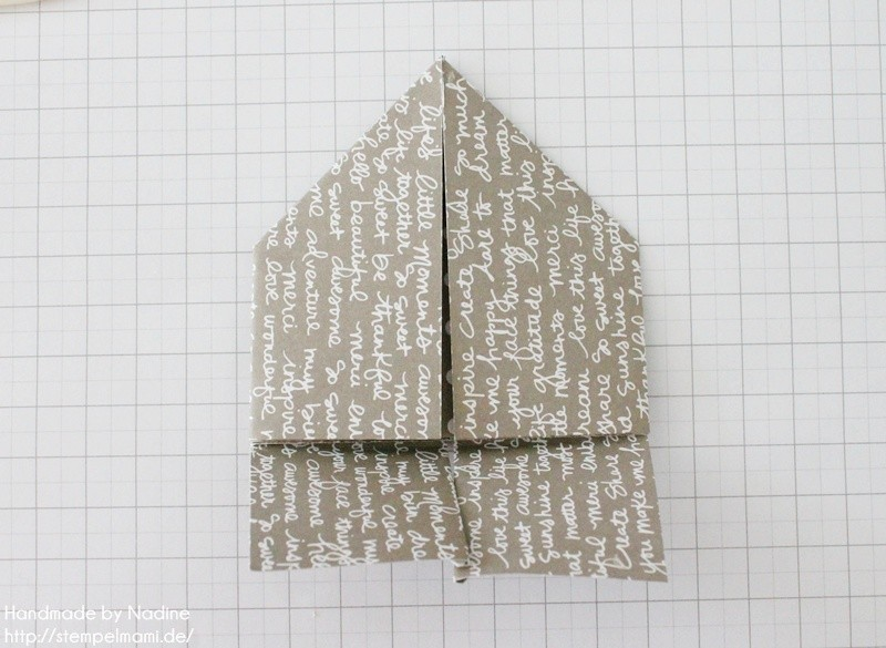 Stampin Up Anleitung Tutorial Box Goodie Give Away Schachtel Stempelmami Origami 069