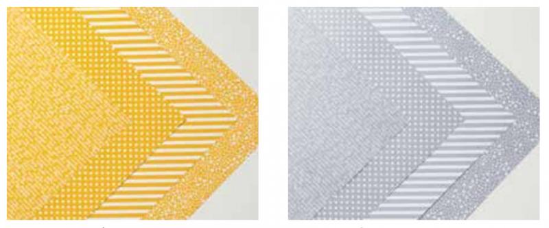 Stampin Up! Gemustertes Designerpapier Neutralfarben und Prachtfarben Stempelmami