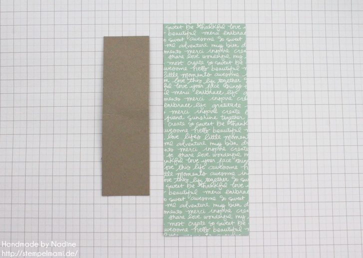 Stampin Up Anleitung Tutorial Goodie Give Away Stempelmami 002