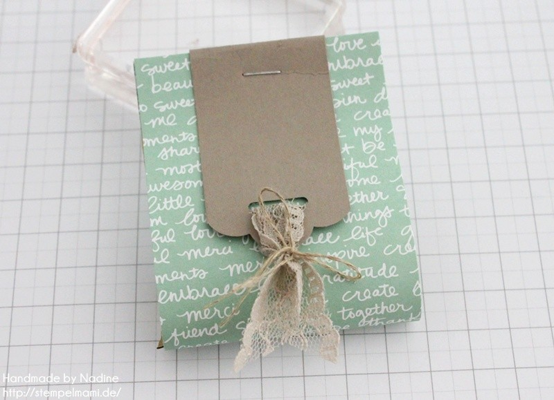 Stampin Up Anleitung Tutorial Goodie Give Away Stempelmami 016