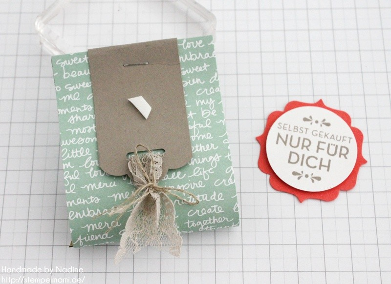 Stampin Up Anleitung Tutorial Goodie Give Away Stempelmami 029