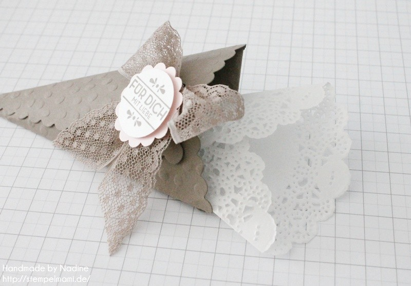 Stampin Up Anleitung Tutorial Schultuete Box Bag Stempelmami 033