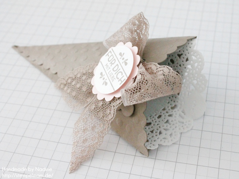 Stampin Up Anleitung Tutorial Schultuete Box Bag Stempelmami 034