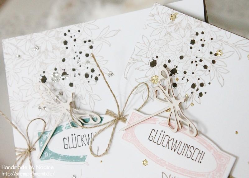 stampin up geburtstagskarte awesomely artisitic birthday card karte stempelmami anleitung tutorial glitter staub 061