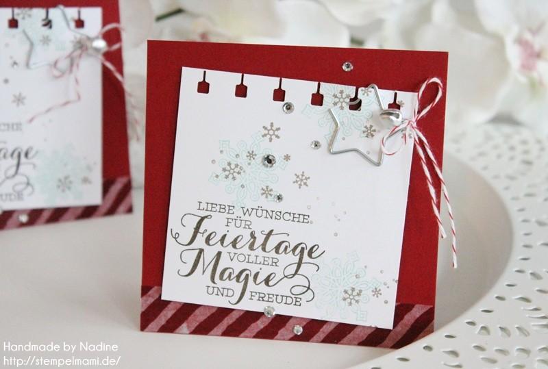 stampin up swaps swap karte weihnachtskarte weihnachten christmas card stempelmami 2