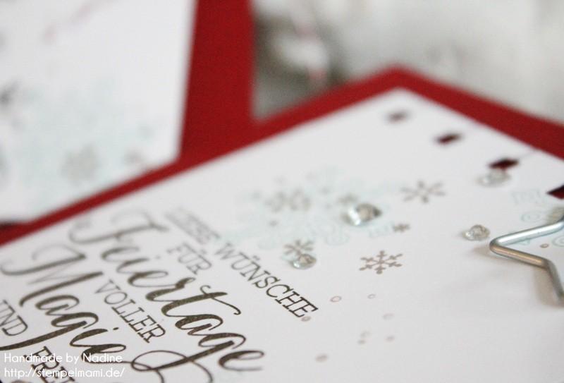 stampin up swaps swap karte weihnachtskarte weihnachten christmas card stempelmami 4