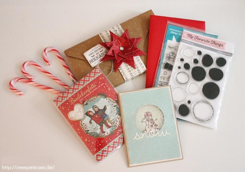 ein frohes neues jahr euch allen und eure weihnachtspost. Black Bedroom Furniture Sets. Home Design Ideas